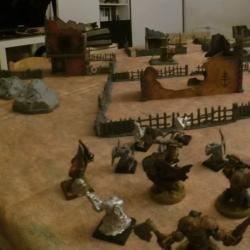 Informe de batalla Mordheim