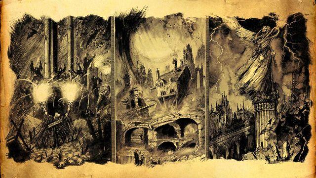 Mordheim aventura el principe perdido